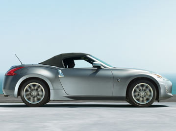 Promotion Nissan 370Z Roadster