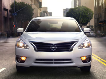 Promotion Nissan Altima Berline