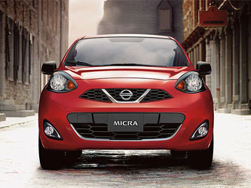 Promotion Nissan Micra