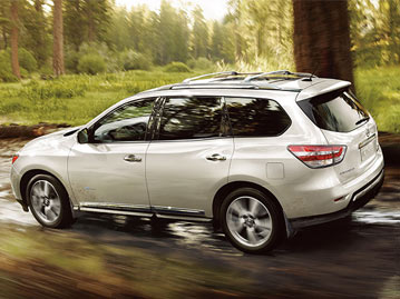 Promotion Nissan Pathfinder