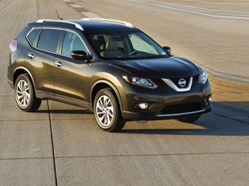 Promotion Nissan Rogue