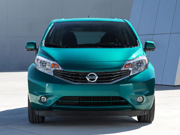 Promotion Nissan Versa Note
