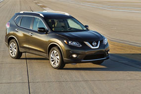 Nissan Rogue S 2014 neuf